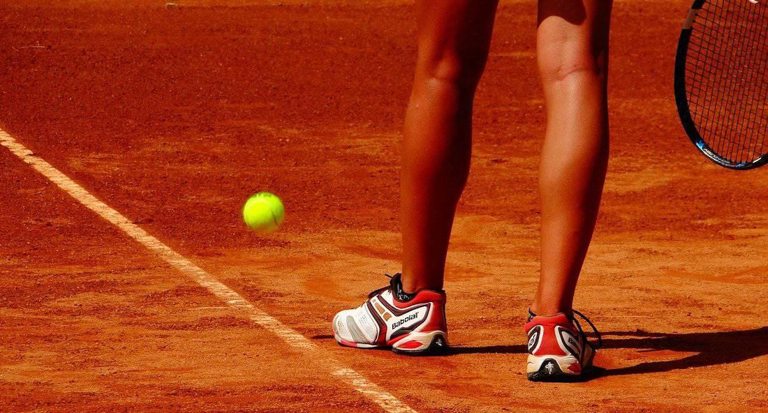 kobiecy tenis ziemny